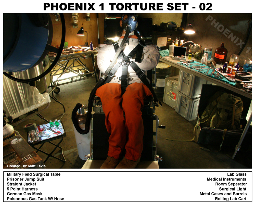 Phoenix 1 :: Huge Selection Of Props, Costumes and Set Dec ...
