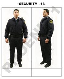 SECURITY COSTUMES