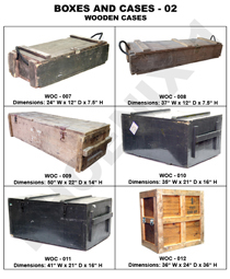 Boxes & Cases