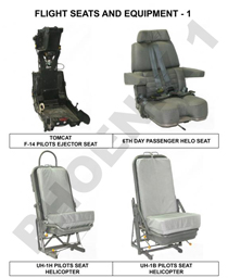 SEATS & EQUIPMENT